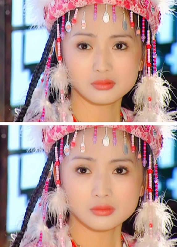 香妃赵丽颖刘亦菲杨幂林心如贾静雯热巴,7大粉衣女神谁最美?