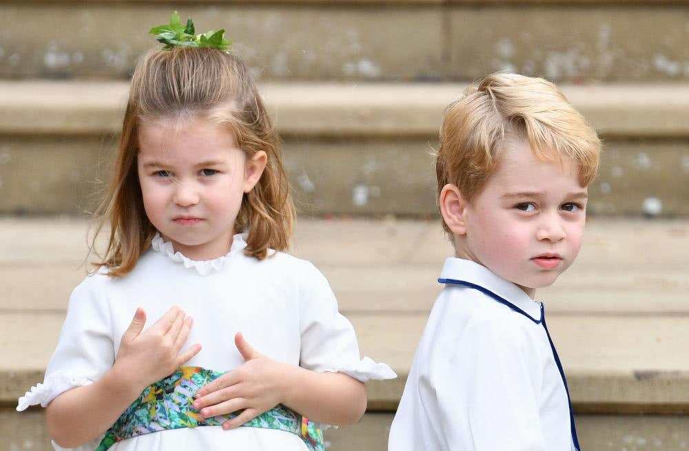 当威廉王子成为国王时,乔治王子的头衔会是什么?