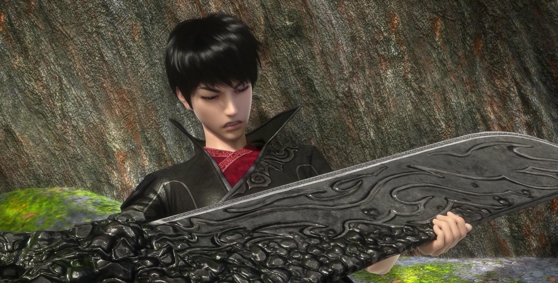 斗破苍穹:萧炎的武器玄重尺乃是神器事实却让人失望