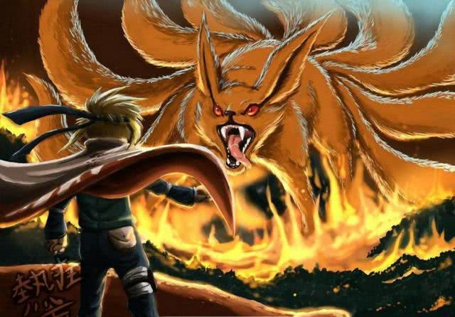 火影忍者:最让九喇嘛感到羞耻的5个瞬间