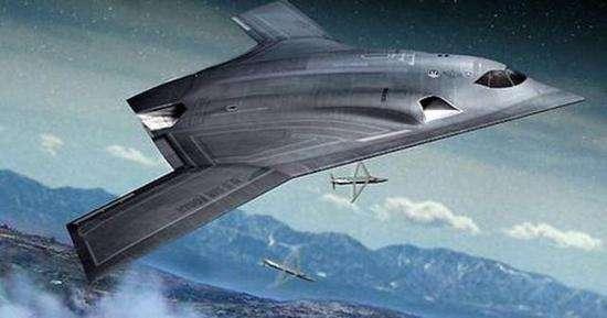 比B2更先进!新型轰炸机敲定服役时间,未来将采购200架