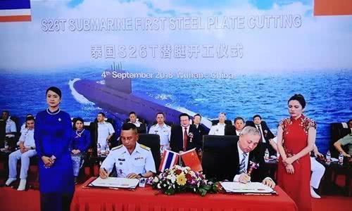 究竟发生了什么?泰国紧急采购国产武器,呼吁提前交付潜艇