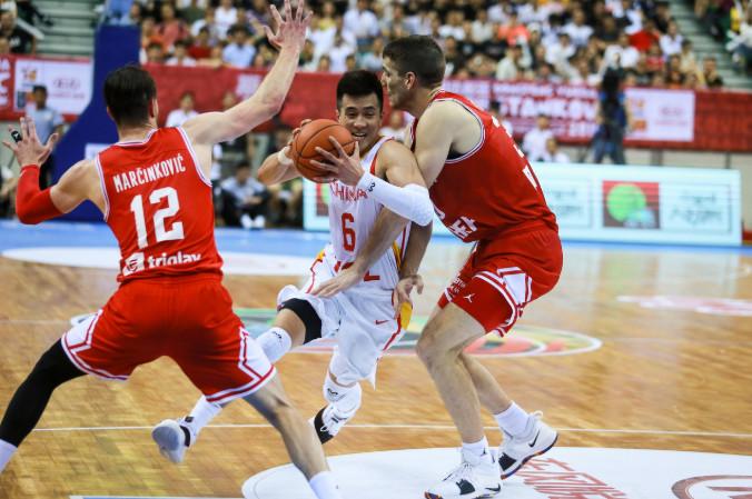 克罗地亚主帅称赞中国男篮是世界强队!球迷:我们怎么不知道?
