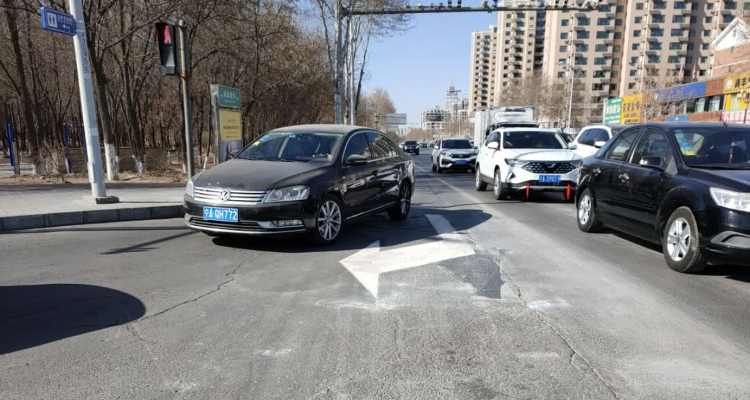 <b>银川三个路口交通组织有变化,开车一定要注意!</b>
