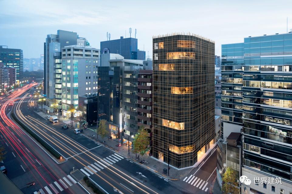 「nendong」WA丨nendo设计事务所丨麹町露台丨阳台