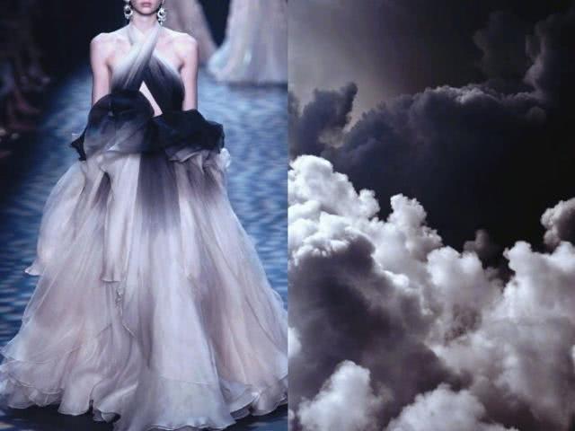 """把""""天空""""穿上身,你就是高级时髦!欣赏颜值爆表的瞬间"""