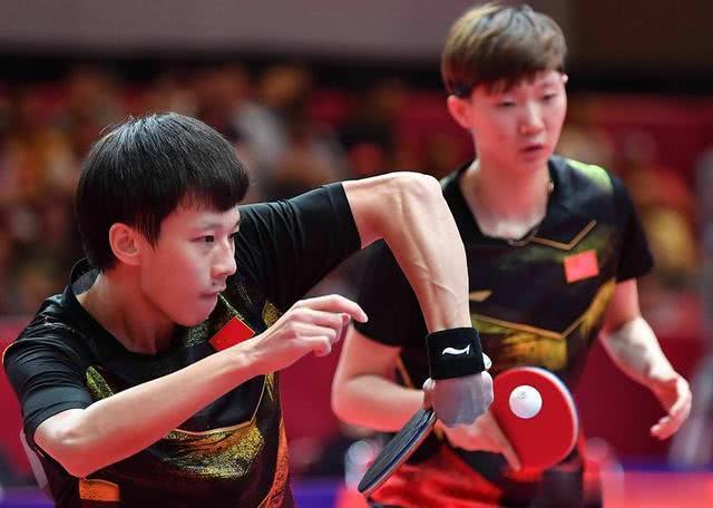 如愿夺冠!林高远王曼昱连赢4局强势逆转,夺得全锦赛混双冠军