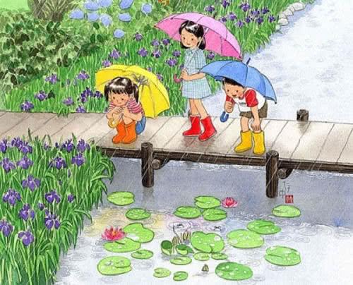 70后鲍蕾回忆童年时光,与女儿们戴鲜花耳坠,对着镜头笑嫣如花