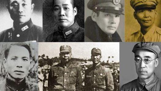 陕西自古民风彪悍名将辈出,抗战期间这五位高级将领都是陕西人