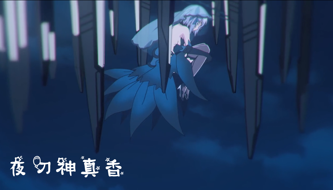 约会大作战:夜刀神十香曾多次反转,皆是因为士道!