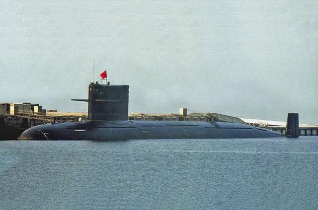093A核潜艇的噪音大大降低:终于不再一出港就被别国发现了