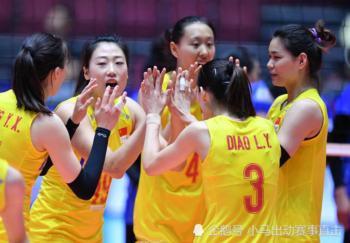 有直播!女排亚锦赛最新时间表出炉!中国女排迎战两大强敌!
