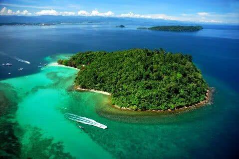 全球变暖警告!印尼两岛因海平面上升被淹没,还有4岛也面临危险