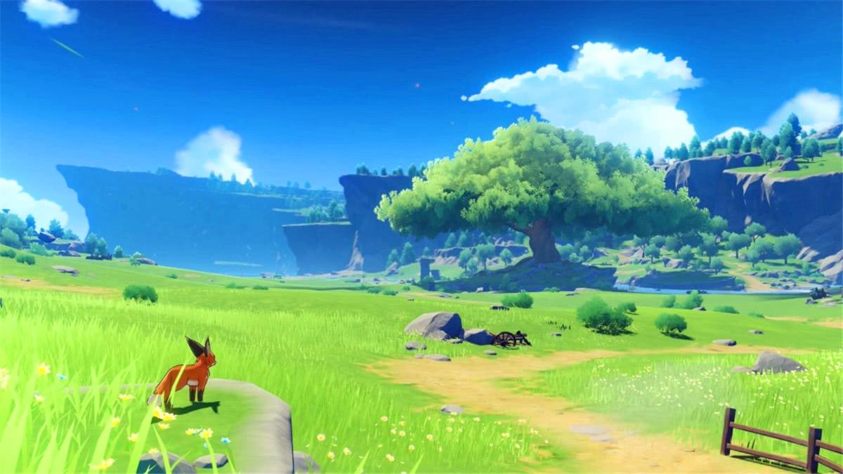 米哈游首次在主机平台推出游戏,《原神》将登陆PS