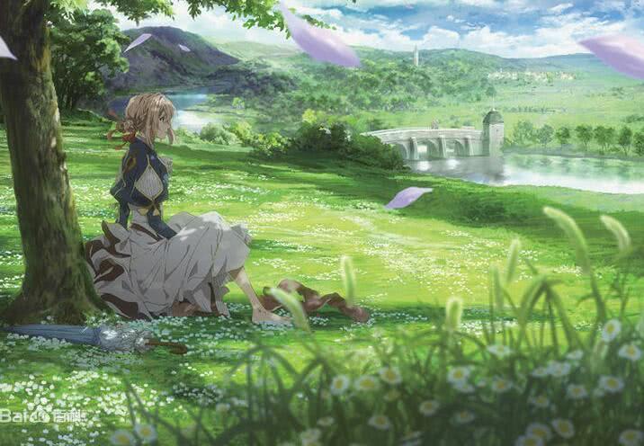 《紫罗兰永恒花园》预告已出,精美的画风配华丽音乐,高质量上线