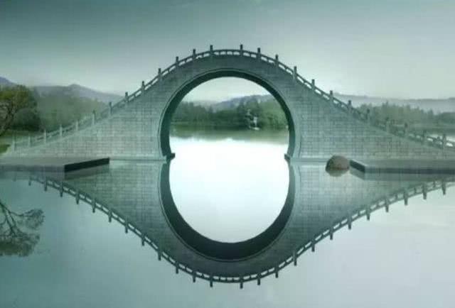 心理学:4座石桥,你敢走哪一条?测谁在背后默默爱你,准爆了