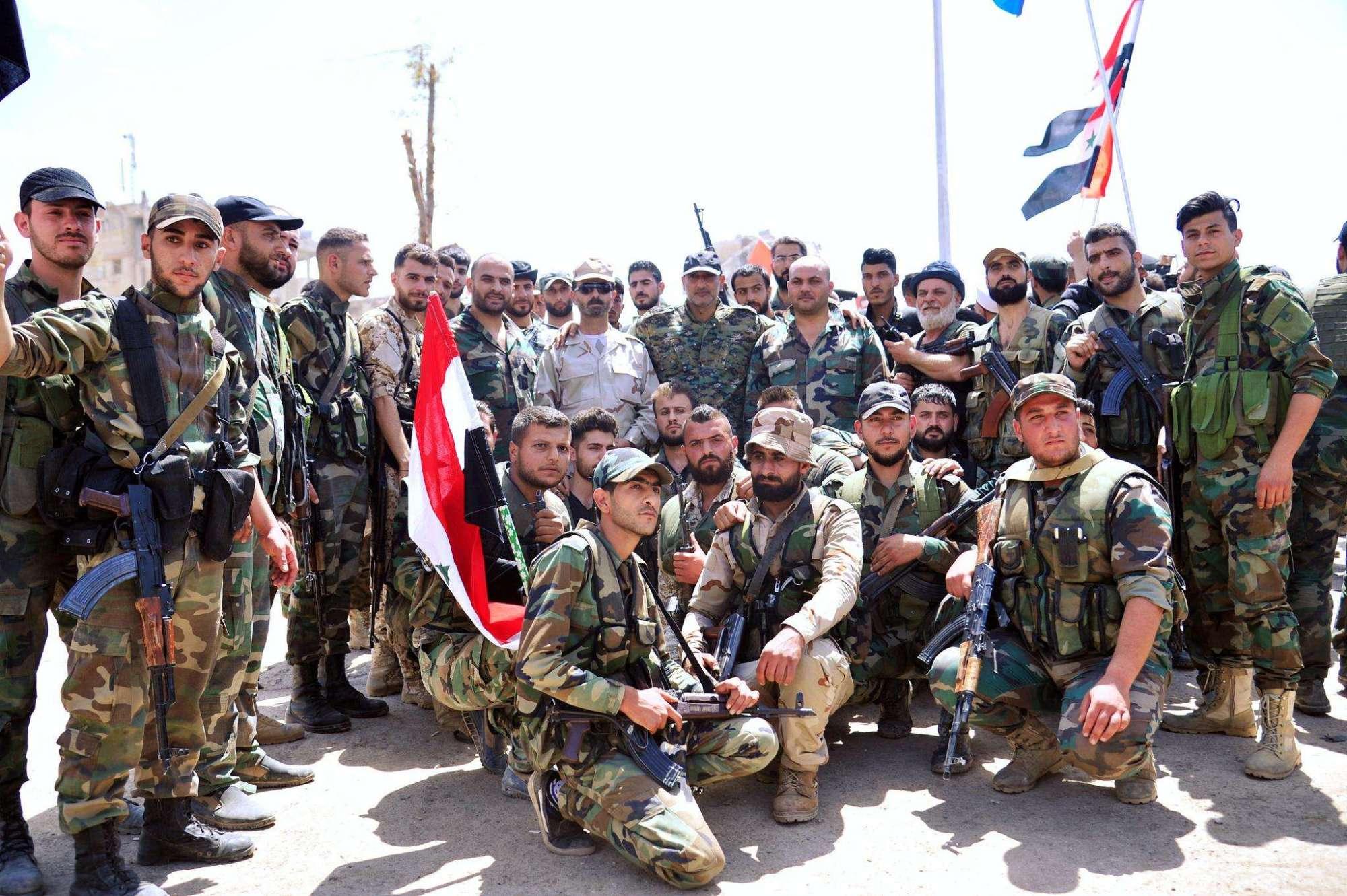 叙俄数万精锐乘胜追击!长驱北上直逼边境,北约强国警告将开战