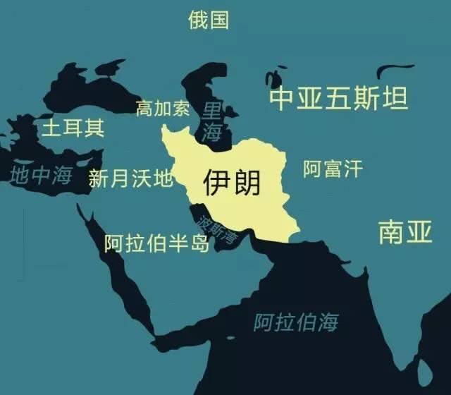 为什么说谁控制了中亚就控制了世界?