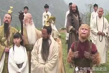 西游记中,寿星是神仙之宗,那么,谁才是神仙之祖
