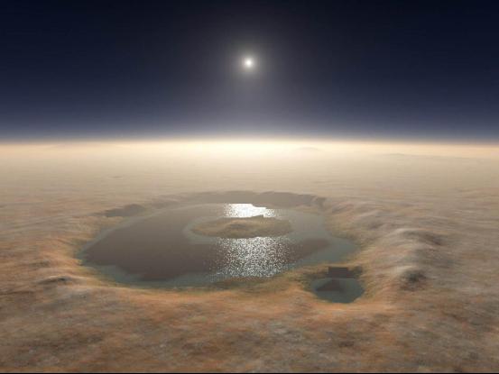 土卫六上有美丽的海洋,如果人类登陆该星球,能在上面游泳吗?