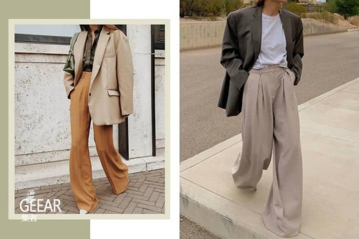 已入手秋季大热宽长裤?这是你必须拥有的4双鞋款!