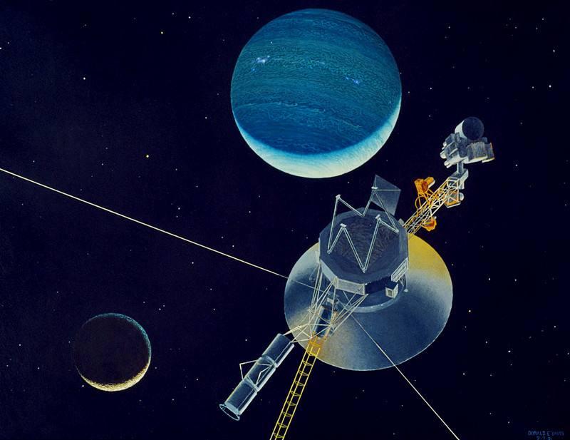 人类航天史上飞得最远的探测器,疑被莫名力量劫持,传回诡异乱码