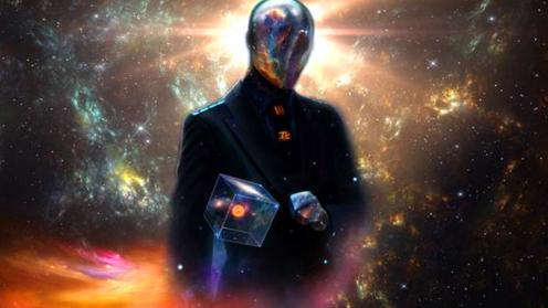 <b>3维空间的生物能与4维空间的生物交流吗?</b>