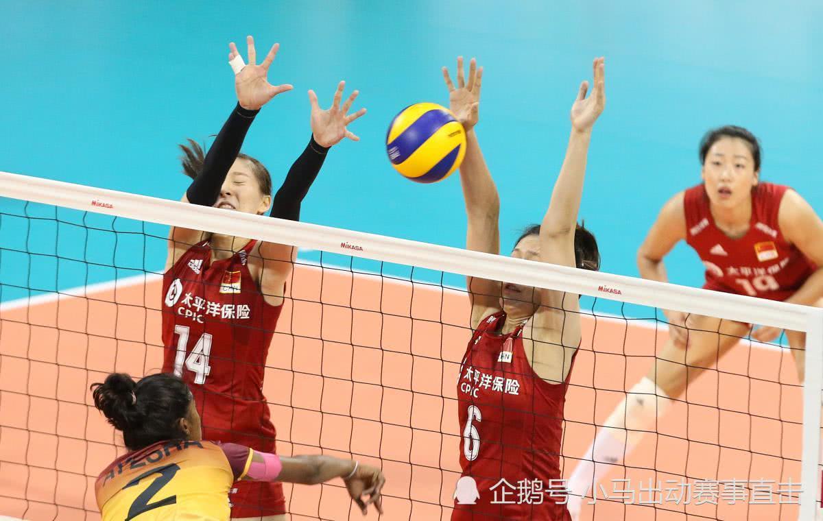 焦点:中国女排迎战日本队!央视终于有直播!黄子忠解说!