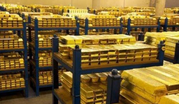 全球最安全的地方:储存了四千亿美元的黄金,金块能铺满半个球场