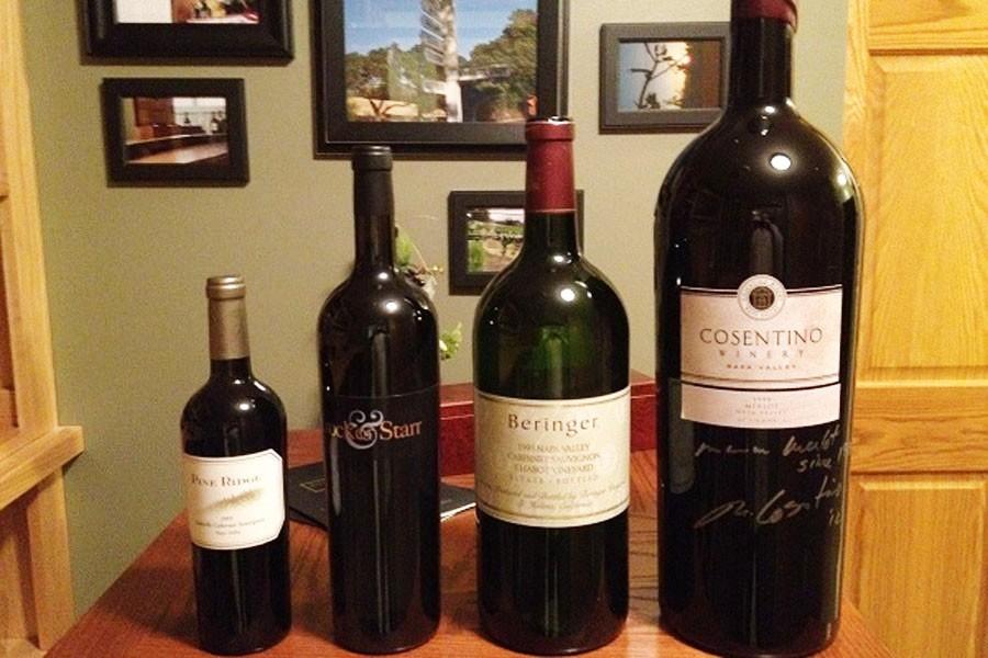 葡萄酒为什么有 3、6、30 升等大瓶装? - 红酒百科全书 - 红酒百科全书