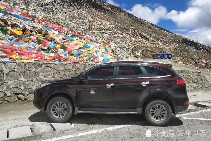 先别着急买汉兰达,这车越野不输普拉多,西藏路上的常客,亲民价