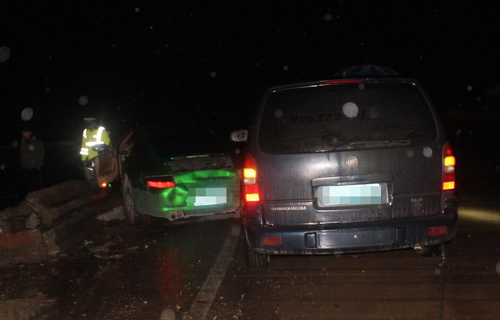 制造交通事故欲骗保,广西两名男子报假警最后进了真警局