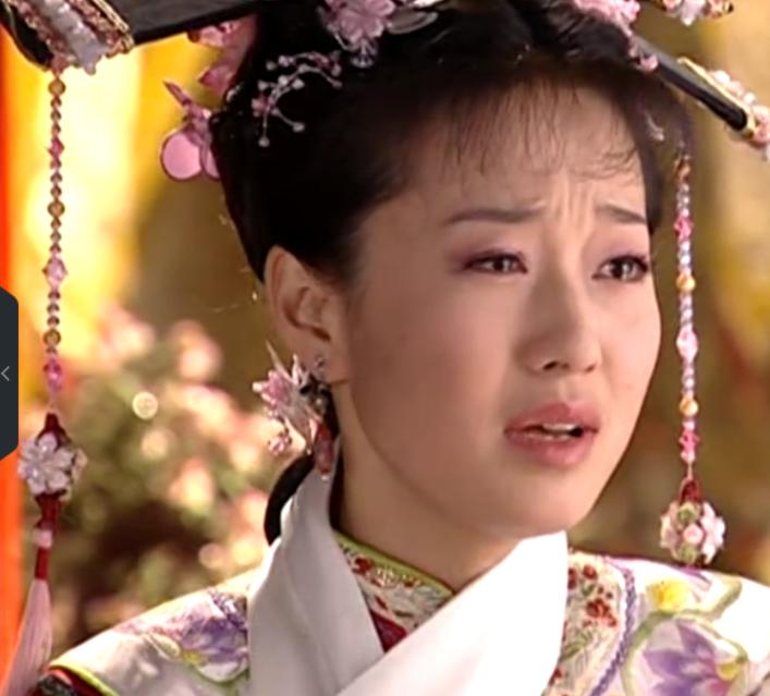 小燕子一句话总结出嫁进皇室的悲哀,紫薇有才情也无言以对