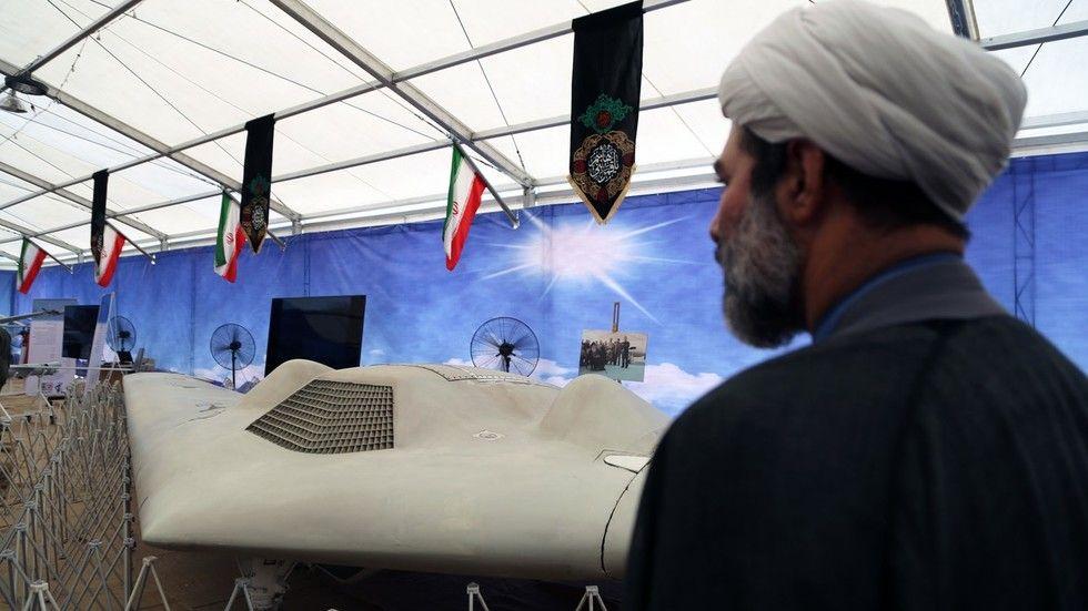 大批美无人机现身德黑兰,伊朗邀请盟友参观,俄:这是公然侮辱