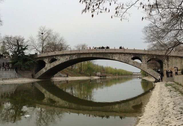 中国古代四大名桥,每一座都是建筑史上的奇迹,真佩服古人的智慧!