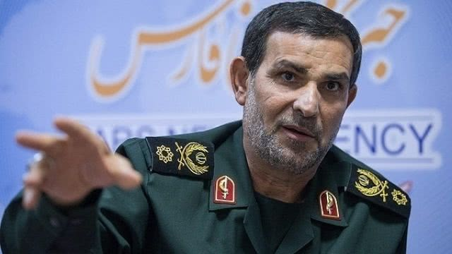 伊朗司令对以色列下战书:敢派一艘军舰来海湾,大批导弹将齐射