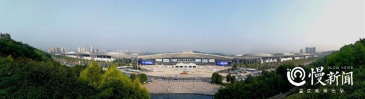 重庆国博中心各展馆准备就绪 参观、就餐都方便 就等你来了