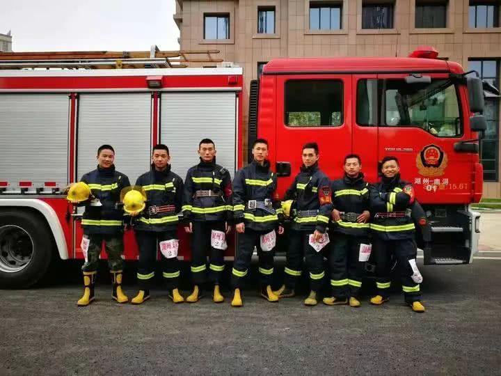 安吉消防员因救人牺牲!队友:他像大哥一样,救援时总冲在最前面