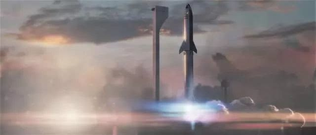 41台最强悍发动机,3倍登月火箭威力,马斯克猎鹰太牛了