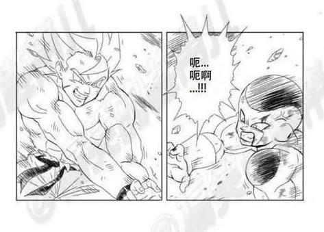龙珠超:弗利萨成为正义战士后大战邪恶BOSS?当真违和感十足!