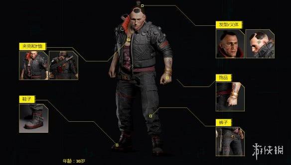 <b>《赛博朋克2077》好伙伴Jackie介绍:甘为玩家献身!</b>