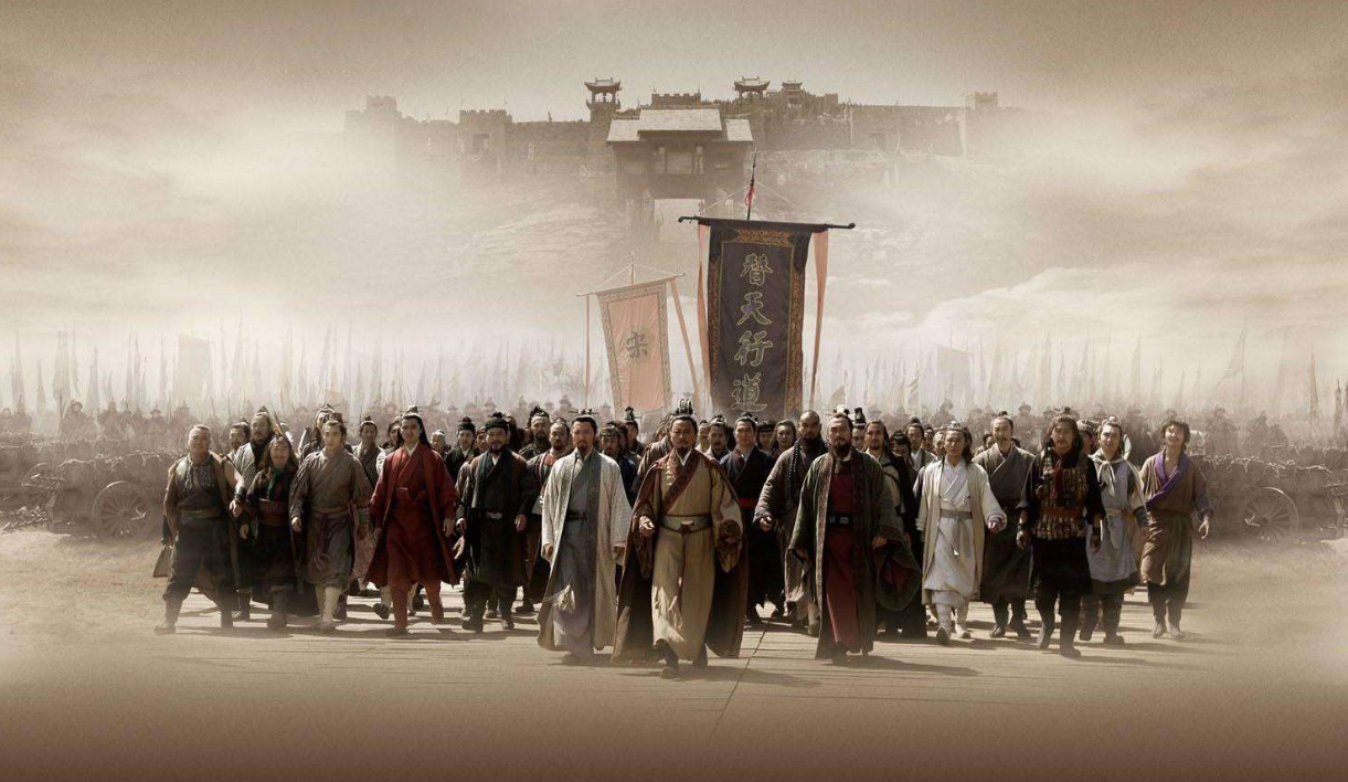 假如《水浒传》里林冲的遭遇发生在武松身上,会是怎样一种场景?