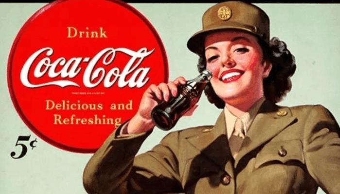 """可口可乐刚进入中国时,被翻译成""""蝌蝌啃蜡"""",导致销量很差"""