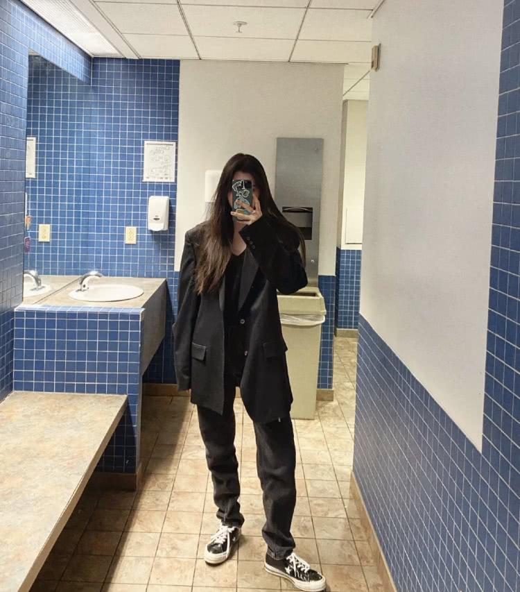 行走的穿衣指南,娜比的私服穿搭!