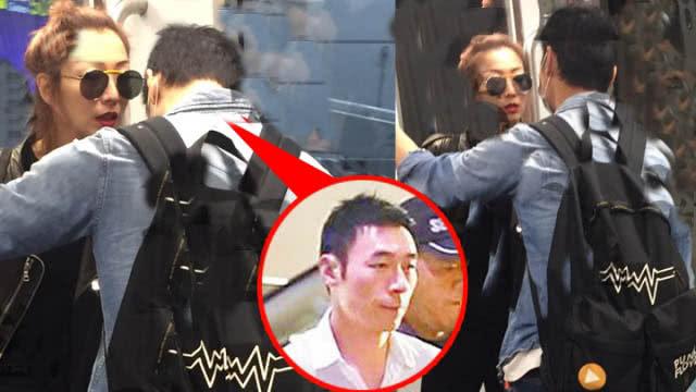 郑秀文许志安牵手飞英国度假,张卫健夫妇打掩护引开记者
