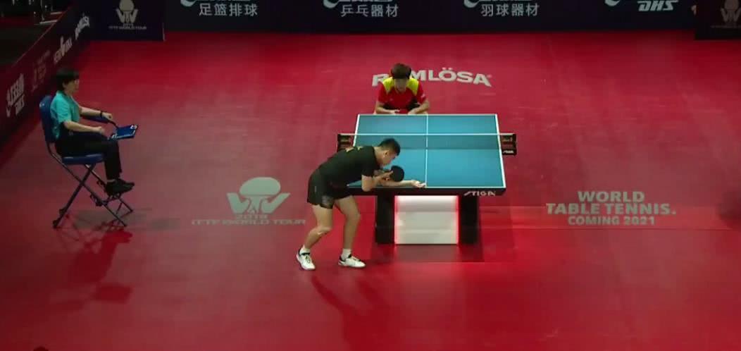 瑞典公开赛 樊振东再次输球无缘争冠,王楚钦继续强势晋级