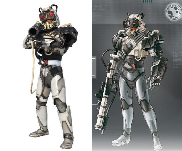 假面骑士01突袭者侦查熊猫设定公开 变色者不明的硬核狙击手