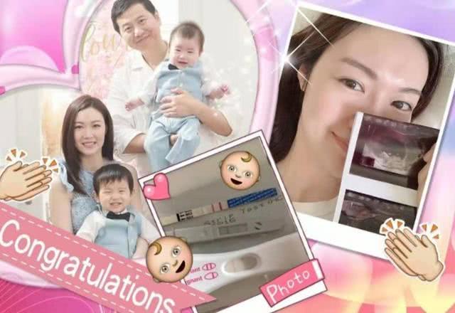 恭喜恭喜!前港姐冠军激动宣布第三度怀孕 顺利升级为一家五口