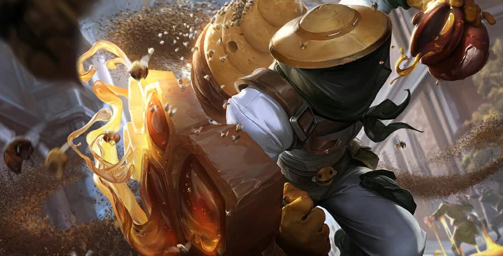 英雄联盟:重伤装备怎么选?坦克遇到这种情况也能出死刑宣告!