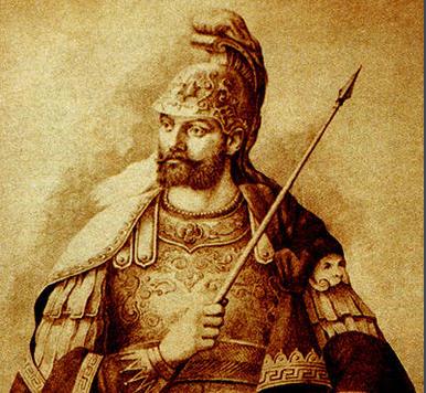 <b>帝国的陪葬者:君士坦丁十一世</b>
